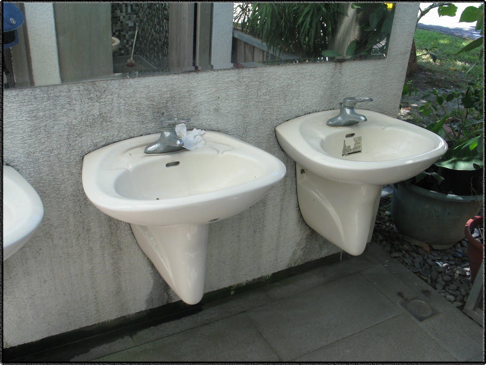 [實用資訊] 如何清潔洗手台