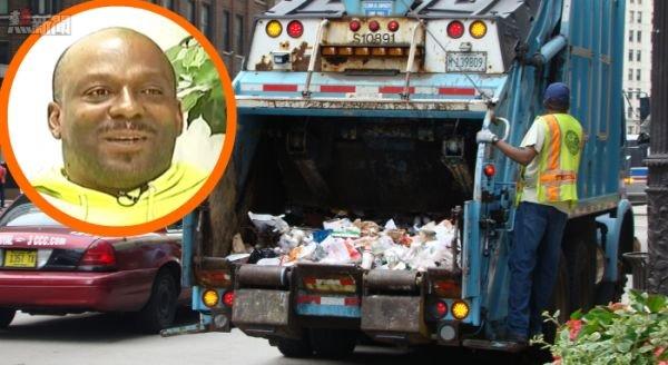 [新聞] 太早清理垃圾 清潔工被判入獄1個月