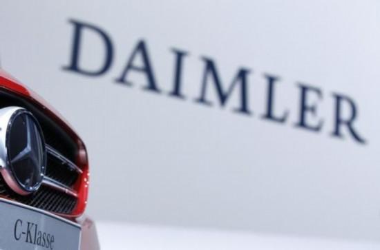 [新聞] 戴姆勒擬斥29億美元開發清潔柴油發動機