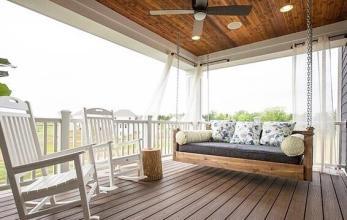 [新聞] 陽台保持清潔 開闊明亮招來好風水