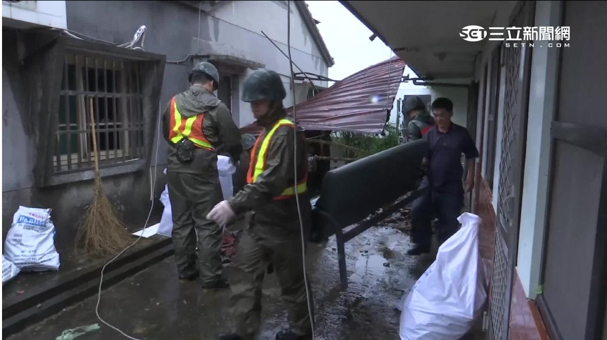 [新聞] 颱風過後清潔環境 林杰樑臉書教12撇步